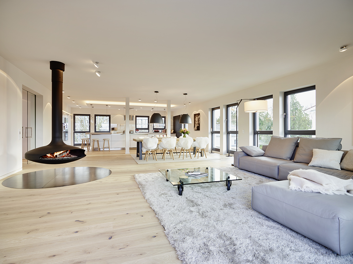 penthouse loft bauhausstil innenarchitektur modern frankfurt wiesbaden