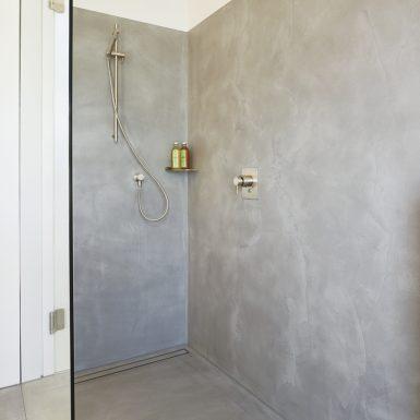 badplanung, bad, dusche, beton wand, fugenlos, Boden, Wände