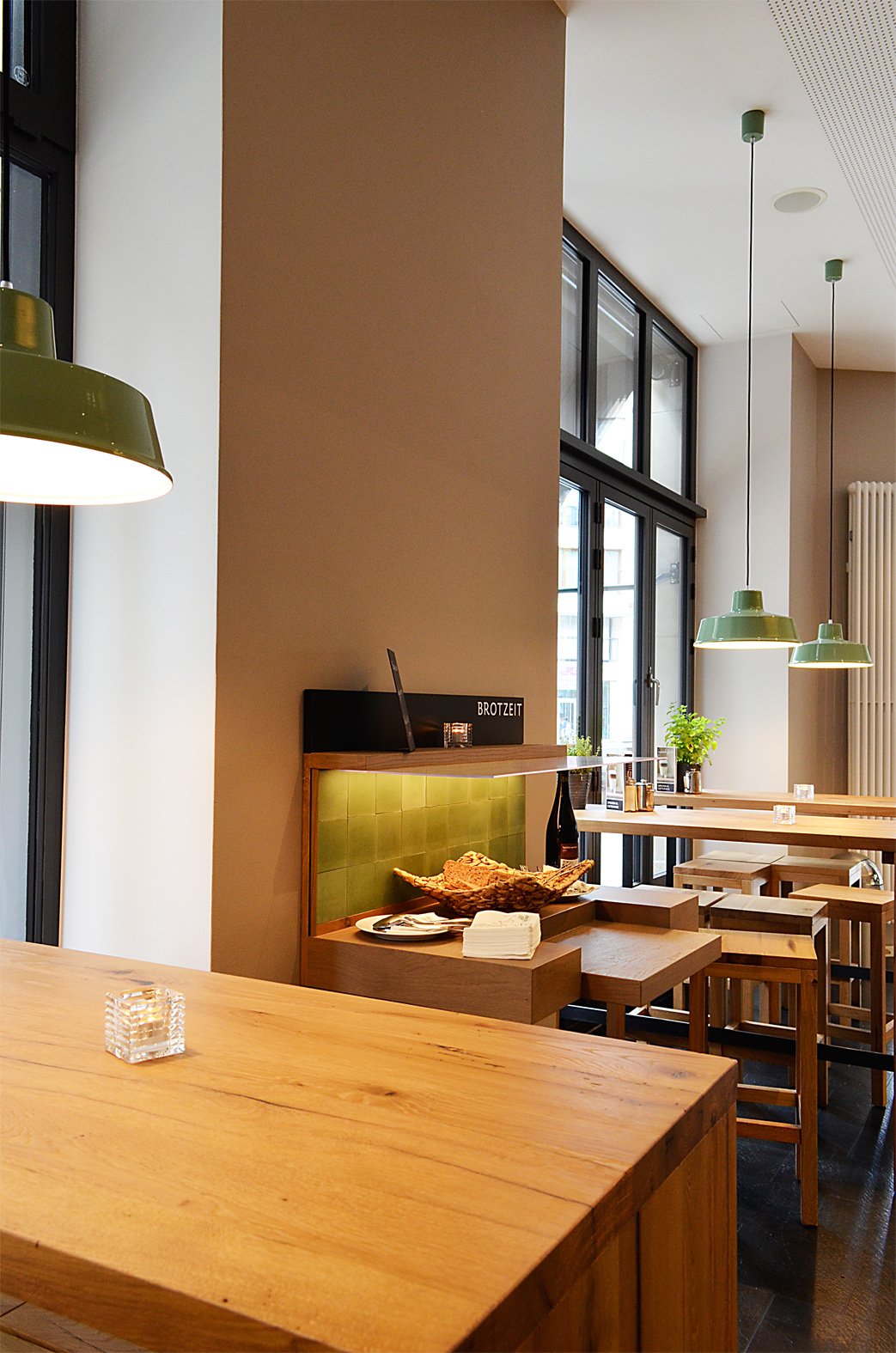 Bäckerei In Frankfurt