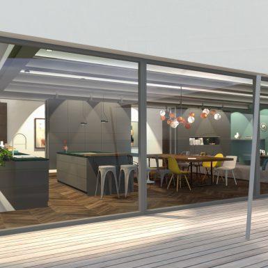 loft frankfurt innenarchitekt wiesbaden mainz darmstadt villa penthouse dachterrasse